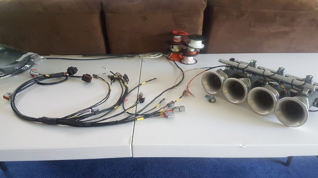 Engine Looms – NZ Wiring and Performance